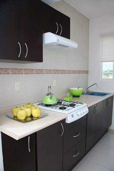 Cocina integral peque a buscar con google en 2019 - Fotos de cocinas pequenas y modernas ...