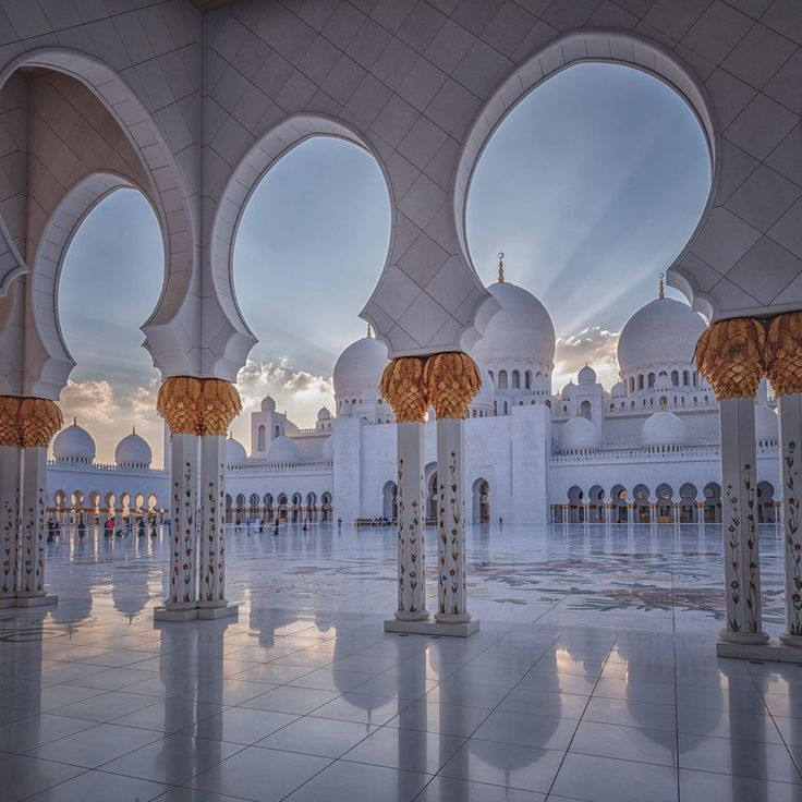 Mosque in Colour / 500px