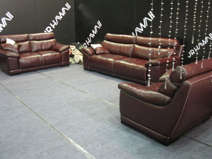 red color dermal sofa high grade leather sofa 2015 new living room sofa seater feather sofa shipping to sea port - Living Room Sofas Cheap