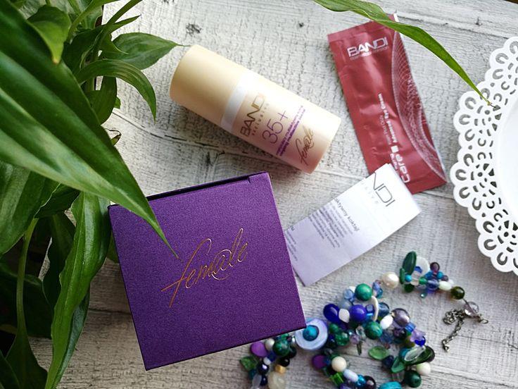 CosmetiCosmos - blog kosmetyczny: recenzje, porady, diy: Bandi, Female 35+, Multiaktywny koktajl do twarzy