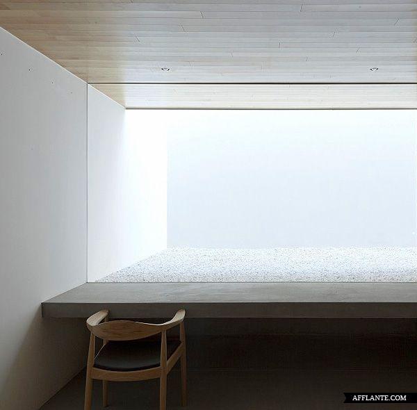 BUREEL  Minimalist House T // Tsukano Architect Office | Afflante.com