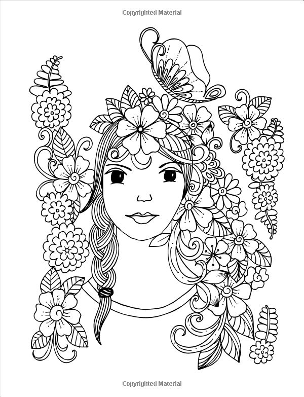 5153 best !!!Adult Coloring Pages images on Pinterest