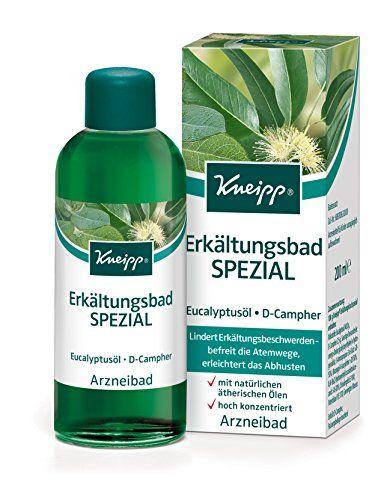 Kneipp Erkältungsbad Spezial, 200 ml Kneipp http://www.amazon.de/dp/B000ORUNDI/ref=cm_sw_r_pi_dp_1fUivb0QQEA1B