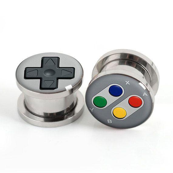 Hey, diesen tollen Etsy-Artikel fand ich bei https://www.etsy.com/de/listing/189699249/spielkonsole-taste-stecker-schraube