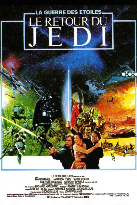 Star Wars : Episode VI - Le Retour du Jedi - film 1983 - AlloCiné