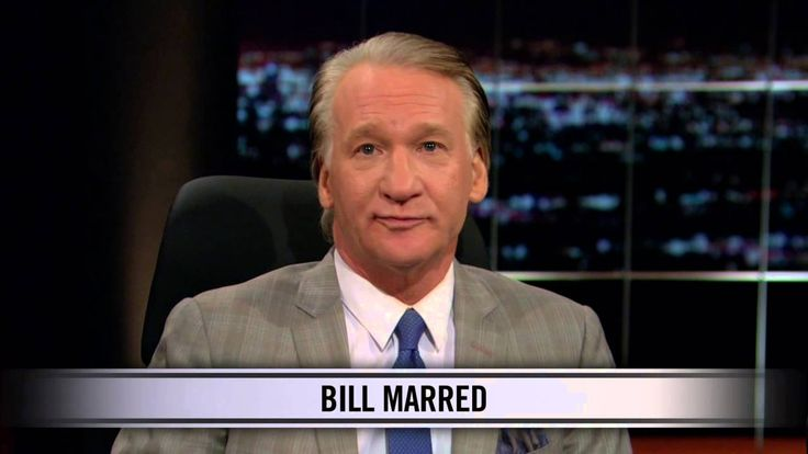 nice Real Time With Bill Maher: New Rule - Bill Marred (HBO)