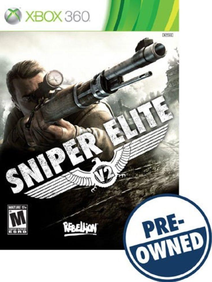 Sniper Elite V2 — PRE-Owned - Xbox 360