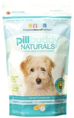 Complete Natural Nutrition Pill Buddy Naturals Allergy Duck 150g