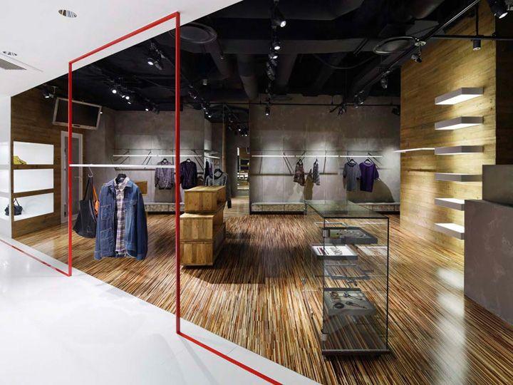 And A shop by Moment Design, Yokohama