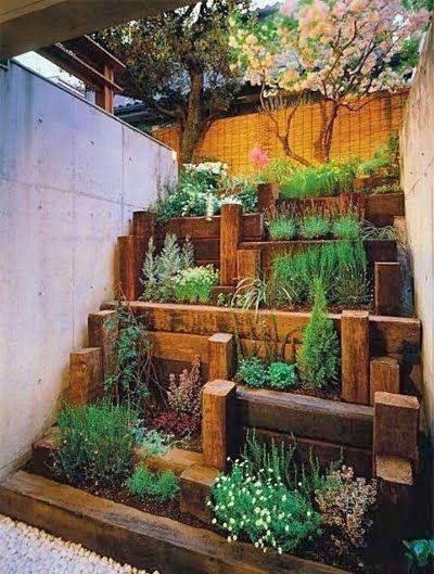42 idées pour petits jardins. Histoire d'avoir un peu d'inspirations. Pour concrétiser vos rêves de jardinage, cherchez vos outils sur www.mutum.fr !