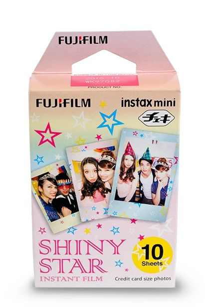 Instax Mini Film 10pk Star #instaxwishlist