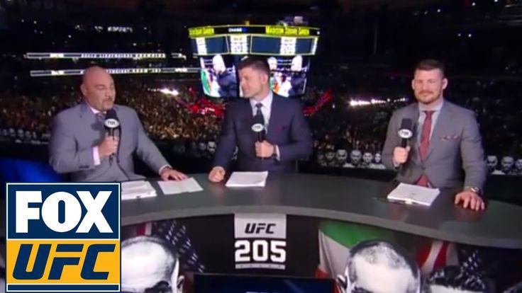 cool Conor McGregor vs. Eddie Alvarez Fight Recap | UFC 205