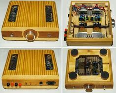 TDA2030 DIY HiFi Amplifier - DIY Audio Projects Photo Gallery