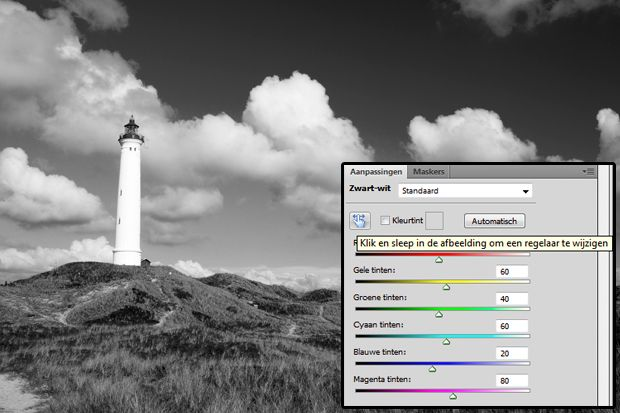 Tutorial – Fotos manuell schwarz / weiß machen – Fotografille