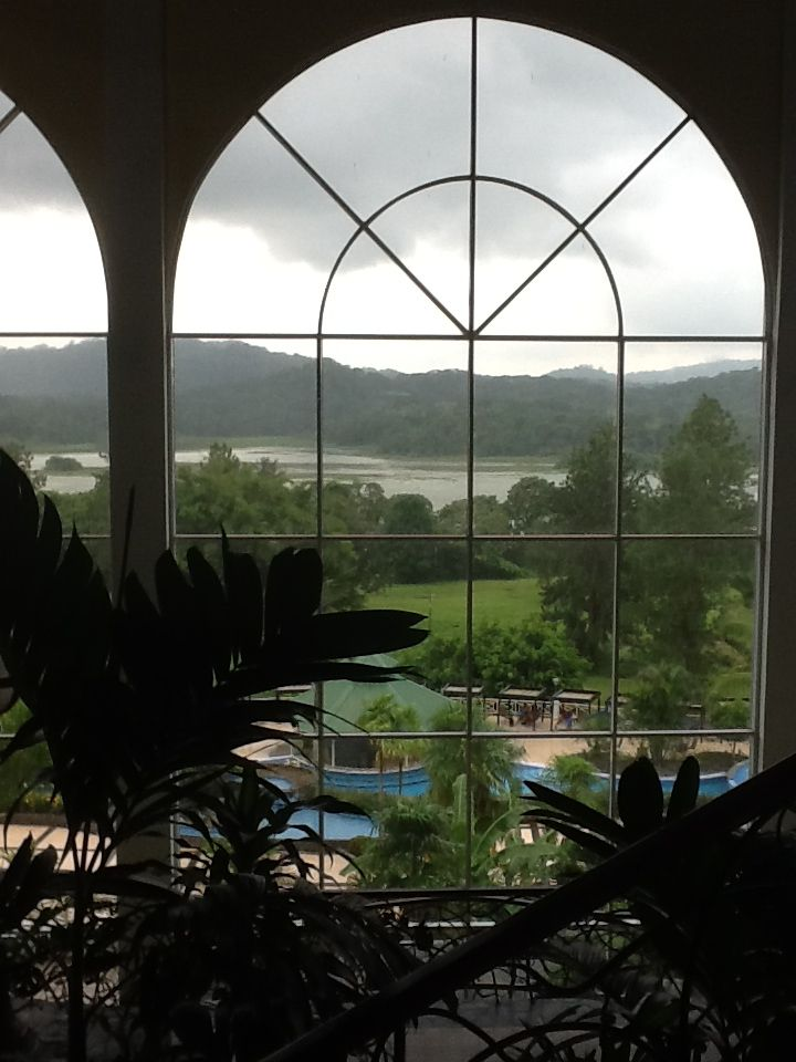Gamboa Rainforest Resort View to Lake Gatun