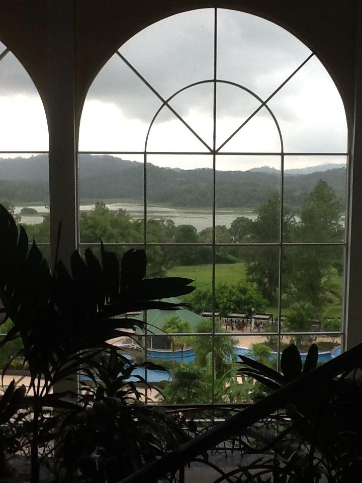 Gamboa Rainforest Resort View to Lake Gatun