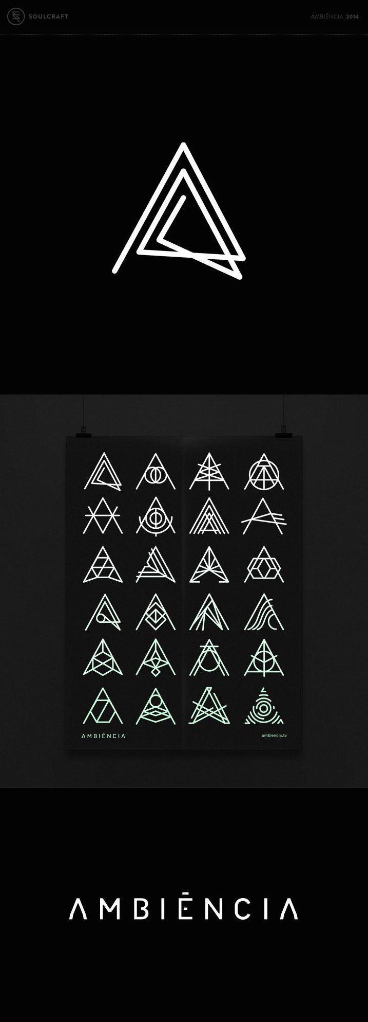 A ---- Ambiencia / Click on the enlarged image to see an animation of the symbols: