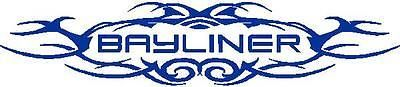 Decals Stickers and Patches 179988: 60 Custom Tribal Bayliner Boat Decal Sticker - L@@K BUY IT NOW ONLY: $42.0