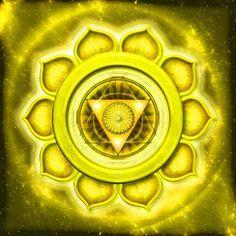 Solarplexus-Chakra (3. Chakra, Manipura): Gedanken und Willen. Bedeutung, Aufgabe, Farbe, Störungen, Blockaden und Öffnen des Solarplexuschakras.