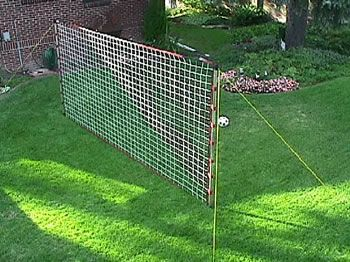 awesome Soccer Rebounder Goals And Nets Portable Backyard And Stationary