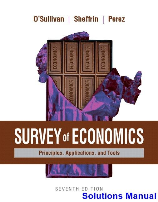 50 best solutions manual download images on pinterest manual survey of economics principles applications and tools plus myeconlab with pearson etext access access card package edition fandeluxe Image collections