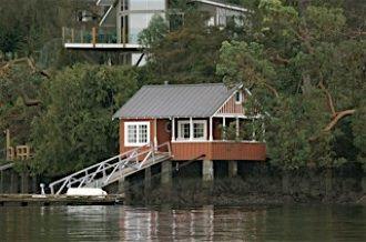 Boathouse B&B Brentwood Bay, B.C.
