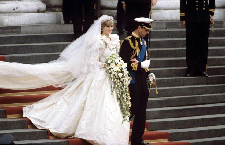 CASAMENTO DE CHARLES E LADY DIANA SPENCER, 1981