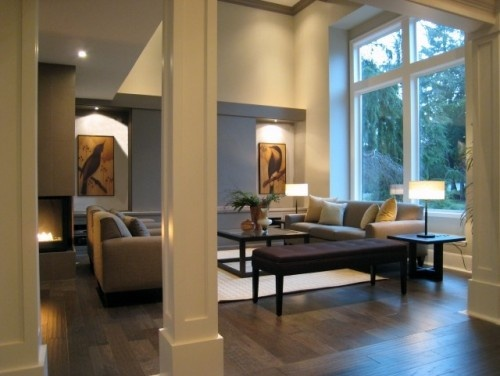 77 best images about columns and trim work on pinterest for Columns in living room ideas