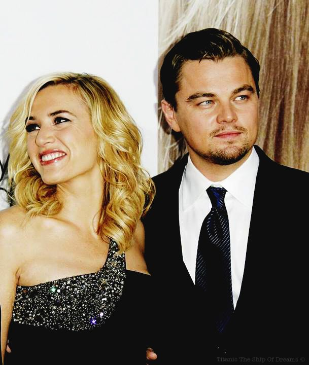Kate Winslet and Leonardo Dicaprio now, both just as beautiful as ever! (: