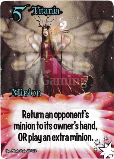 Titania - Fairies - Smash Up Card | Altar of Gaming