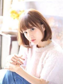 春は胸キュンミルキーボブカットが人気のヘアスタイル♡アレンジ・髪型の参考に!