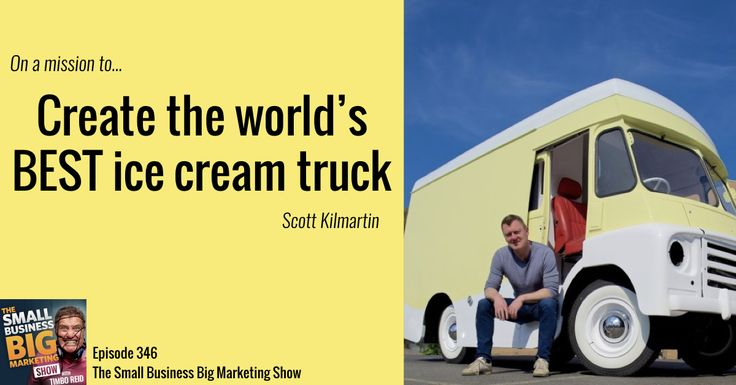 Scott Kilmartin is on a mission to build Australia's most beautiful ice cream truck. Her name is Grace, and she's Scott's next big business idea.
