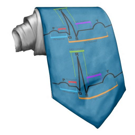 Cardiologist QRS Complex Mens Tie TEAL BLUE http://www.zazzle.com/cardiologist_qrs_complex_mens_tie_teal_blue-151745334330065485?rf=238282136580680600