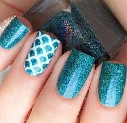 #blau #ferien #ideen #nagel #sommer #summernailsblue Urlaub