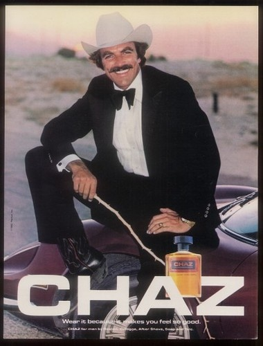 An attempt for Need Coffee to partner with Revlon on a cologne in 1980 ended in failure, despite booking Tom Selleck as a spokesperson.