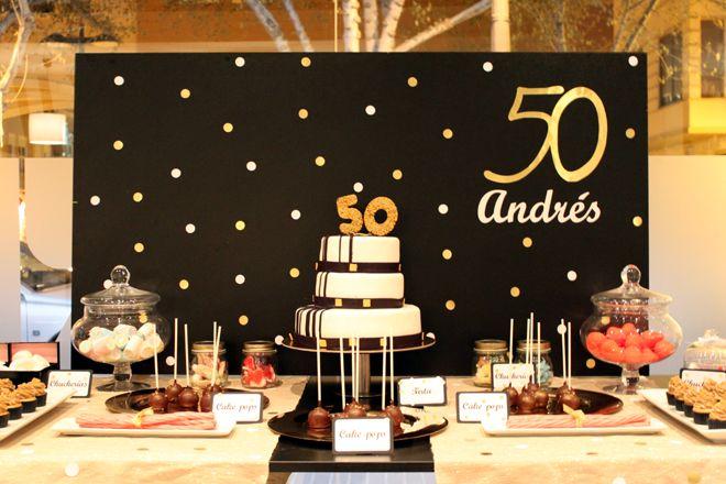 Las 25 mejores ideas sobre 40 a os en pinterest cumplea os 40 decoraciones de fiesta de - Decoracion con globos 50 anos ...