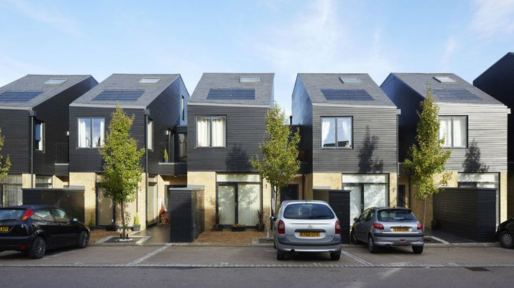 Be housing by Alison Brooks Architects