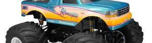 JConcepts 1993 Ford F-250 RC Monster Truck Body - http://ift.tt/2vjVyDj