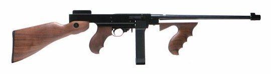 Ruger 10/22 Tommy Gun Replica Conversion Fun Gun Kit by Scott Werx