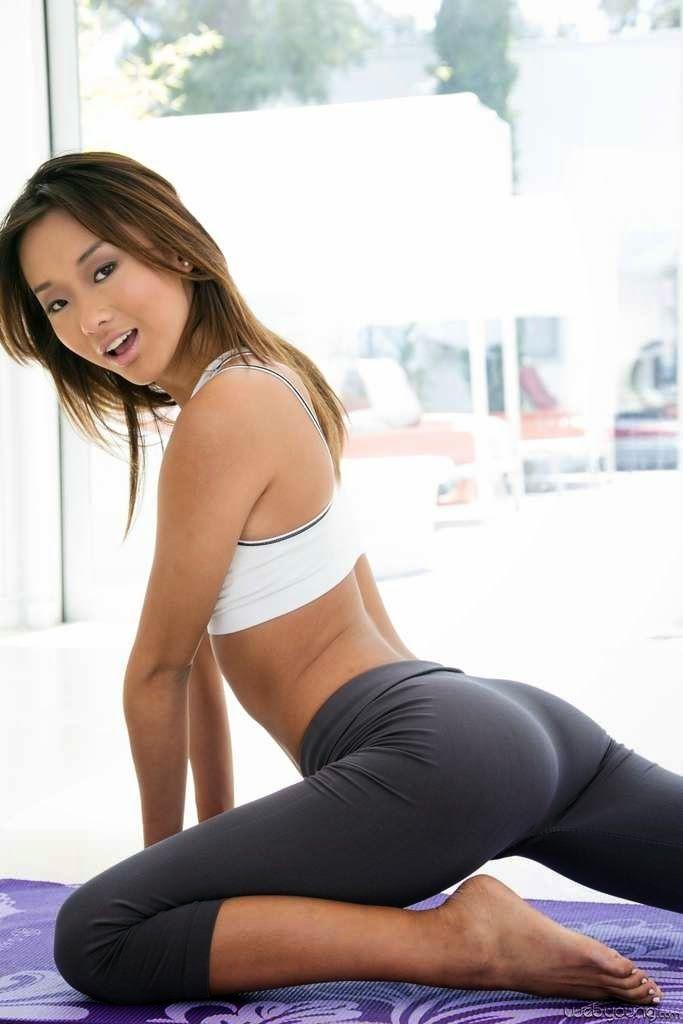 Yoga Pants Asian : pants, asian, Asian, Girls, Pants, Leggings