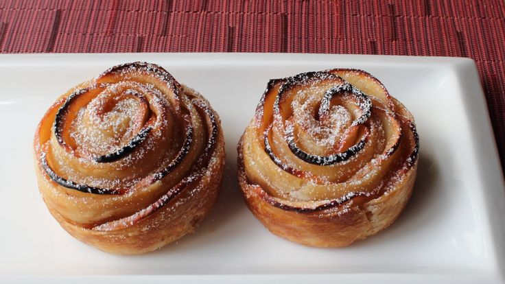 Baked Apple Roses ❤ ℒℴvℯly - How to Make a Rose-Shaped Apple Tart