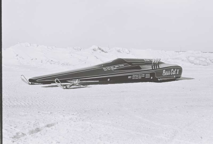 Boss Cat snowmobile 1980's