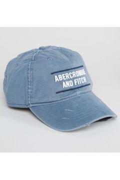 Abercrombie & Fitch Collegiate Cap In Blue - Blue #modasto #giyim #erkek https://modasto.com/abercrombie-fitch/erkek/br21370ct59