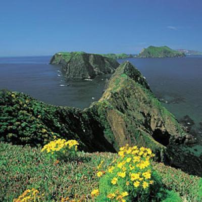 Inspiration Point, Anacapa Island