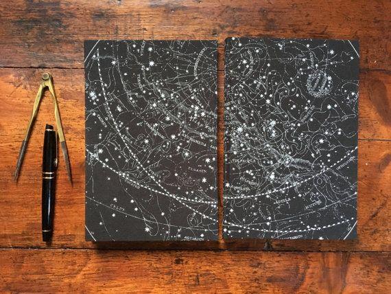 Constellations chart journal