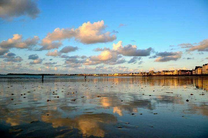 Normandia#spiaggia#meraviglia#