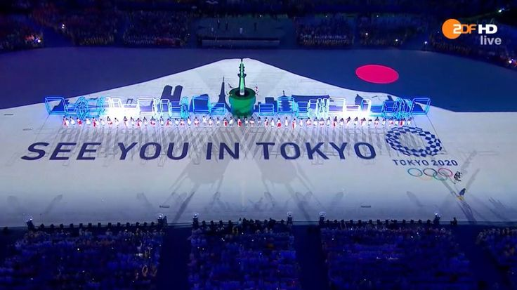 Tokyo's amazing segment celebrating their upcoming 2020 Olympic Summer Games during Rio's 2016 closing ceremony
