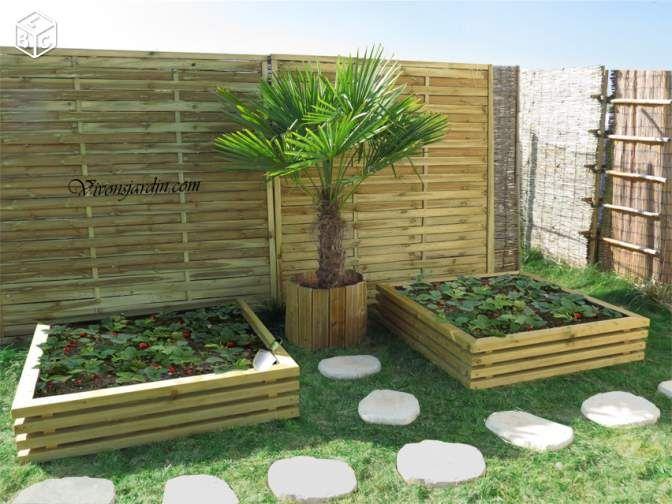 carr potager bac de jardin design jardinage c te d 39 or cote jardin pinterest. Black Bedroom Furniture Sets. Home Design Ideas