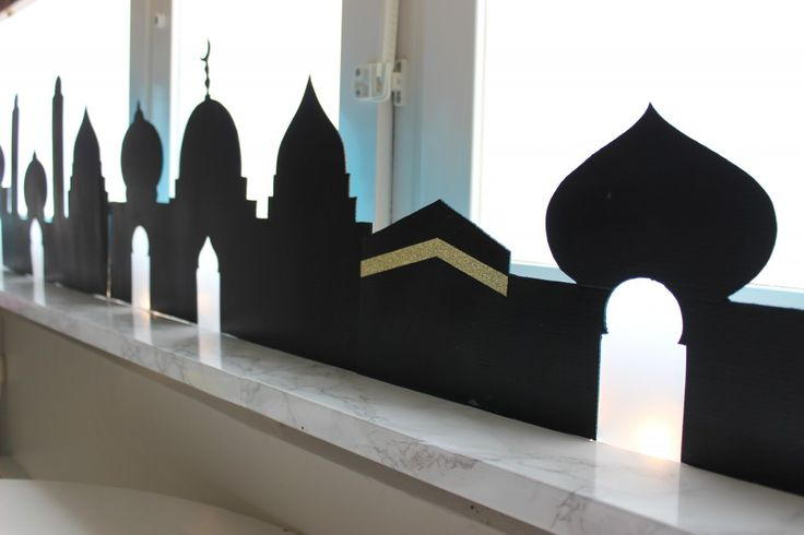 Sweet Fajr Mosque City – Free template!