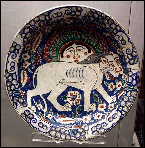 The Lion and Sun = شیر و خورشید by Shahireh, via Flickr